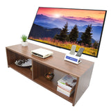 Owen TV Unit Stand, Entertainment Centre- Walnut
