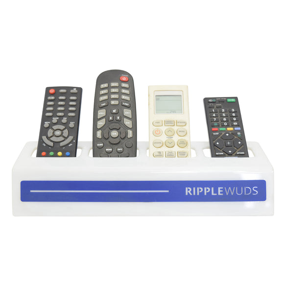 Stuart Remote Control Holder (4 slots)