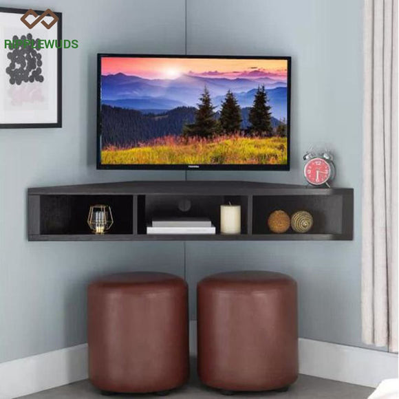 Logan Tv Unit Stand Entertainment Centre- Walnut
