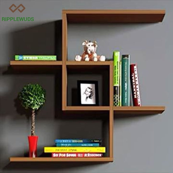 Ripplewuds Hugo Display/storage/ Book Shelf Shelves