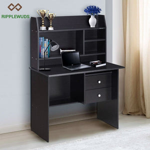 Ripplewuds Max Study Table Desk For Home & Office Wenge Tables