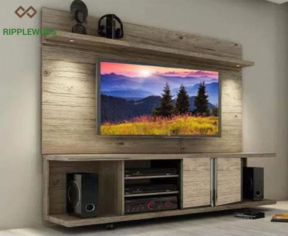 Ripplewuds Suzanne Entertainment Stand & Park Panel Tv Unit