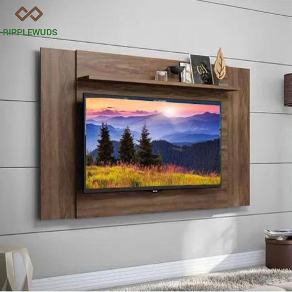 Ripplewuds Zeus Extensible Tv Panel Wenge Unit