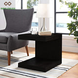 Theo Sofa Side Table Wenge