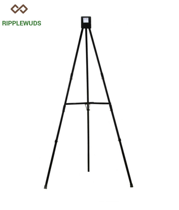 Tripod Stand For Free Standing (Without Board) Black Tripode