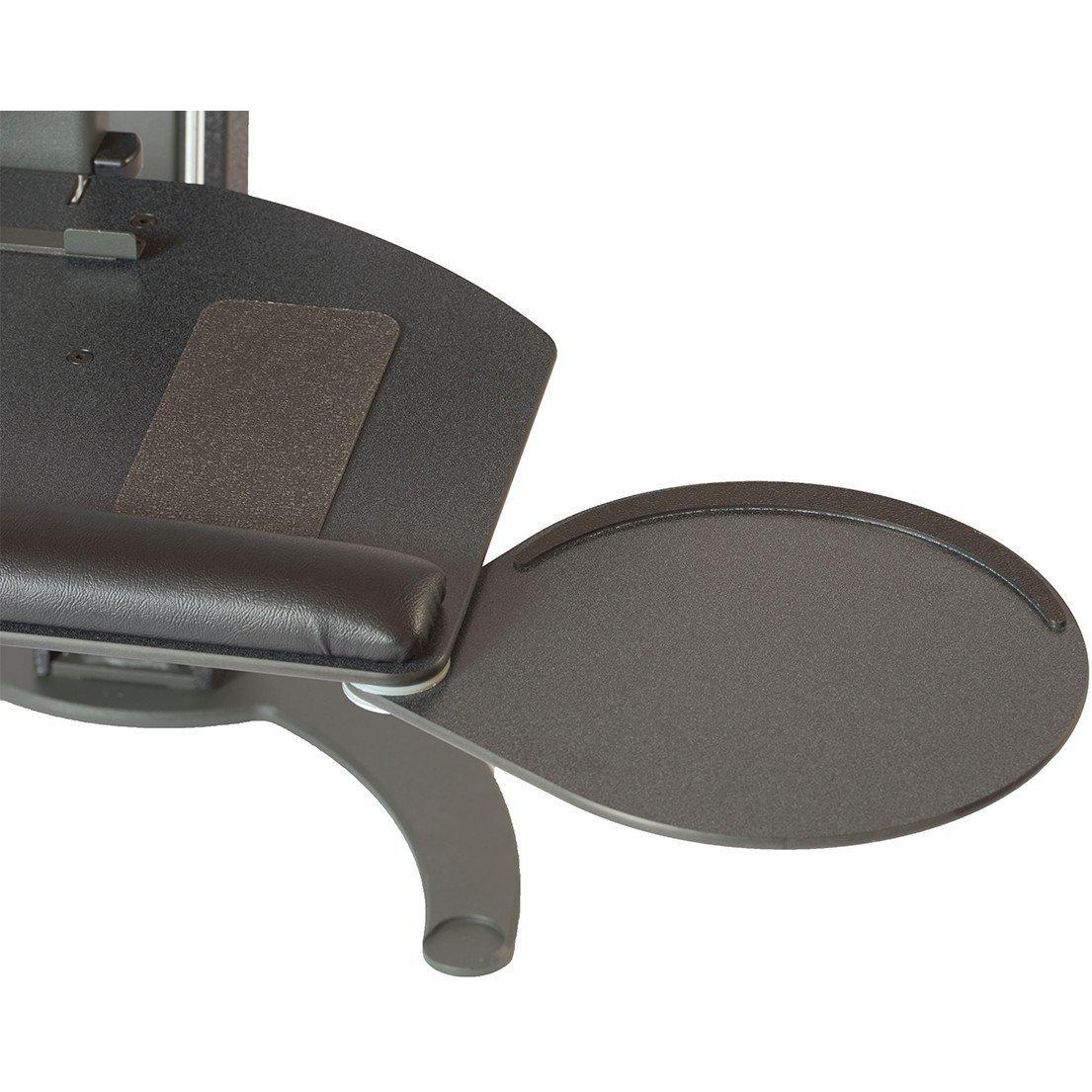Health Postures 6330 Extra Swing-A-Mouse Tray