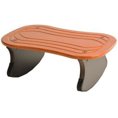 "Stratis Industries 6"" Rock 'N Stop Footrest - Hayward Cherry"