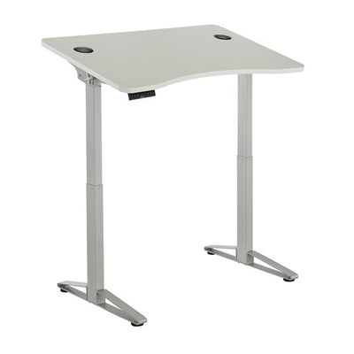 Safco Defy™ Electric Height-Adjustable Desk