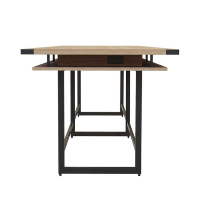 Safco Mirella™ Conference Table, Standing-Height, 16'
