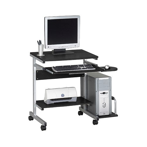 Safco Eastwinds Portrait PC Desk Cart