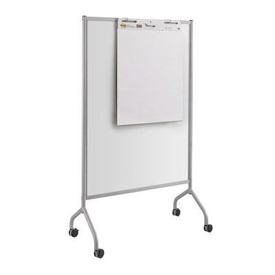Safco Impromptu® Full Whiteboard Screen, 42 x 72