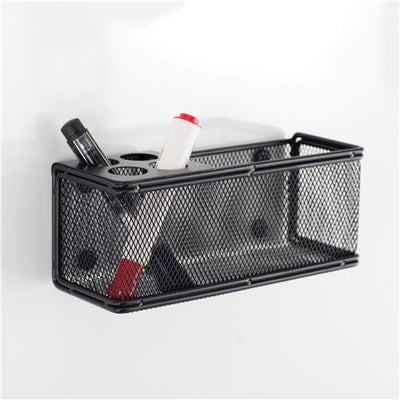 Safco Onyx™ Mesh Marker Organizer with Basket