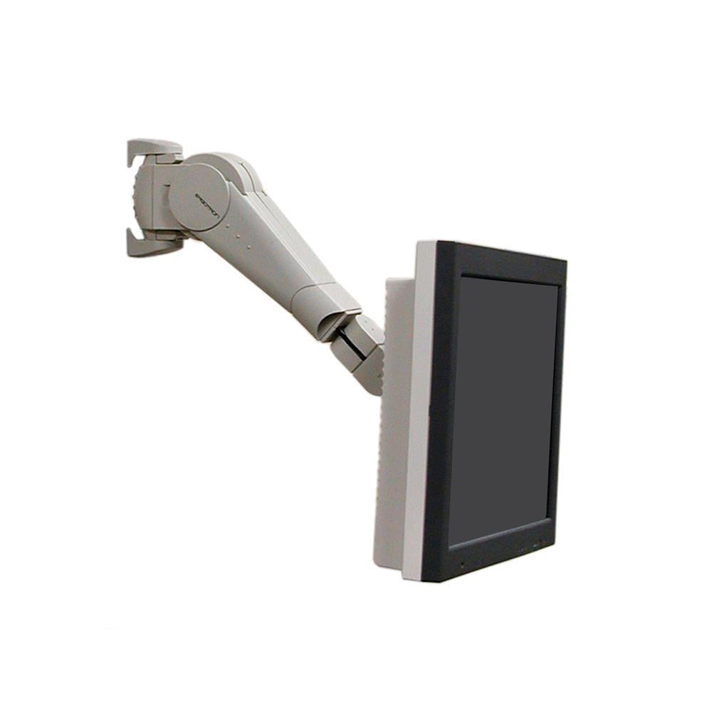 Ergotron 400 Series LCD Wall Monitor Arm (black)