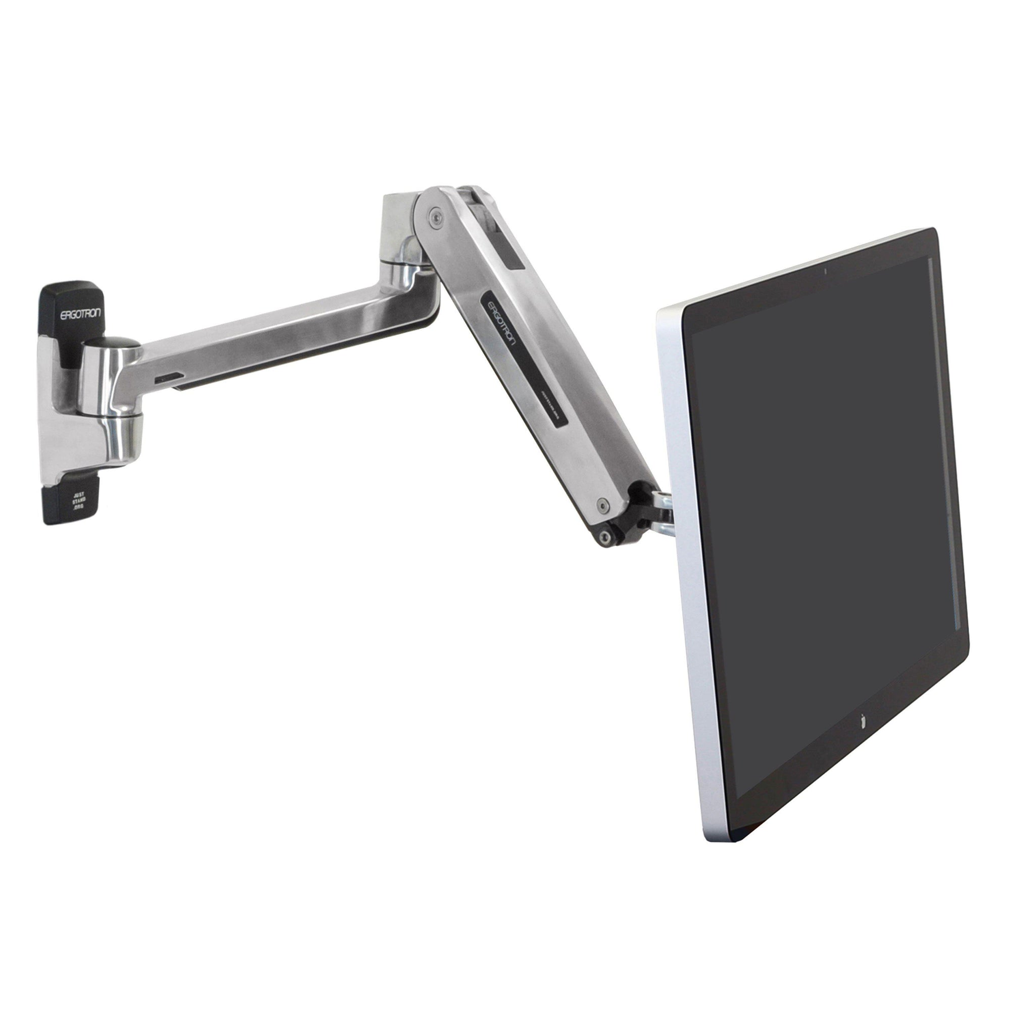 Ergotron LX HD Sit-Stand Wall Arm 45-383-026