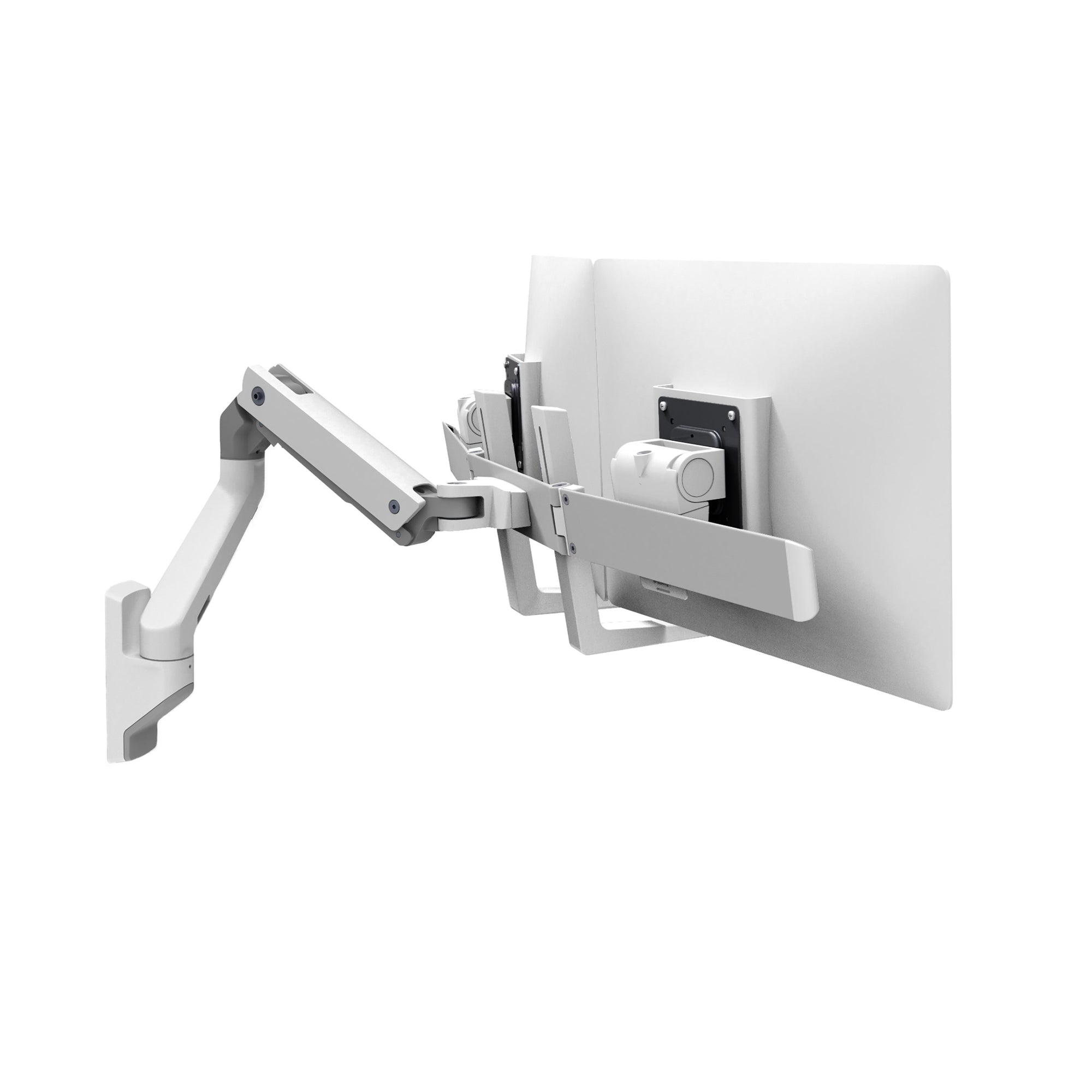 Ergotron HX Wall Dual Monitor Arm 45-479