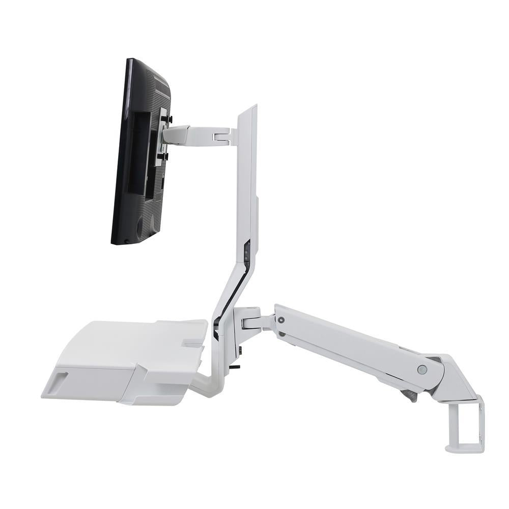 Ergotron SV Combo Arm with Worksurface & Pan 45-583