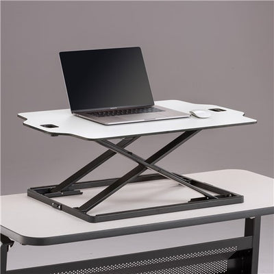 Safco Accent™ Desktop Sit-Stand
