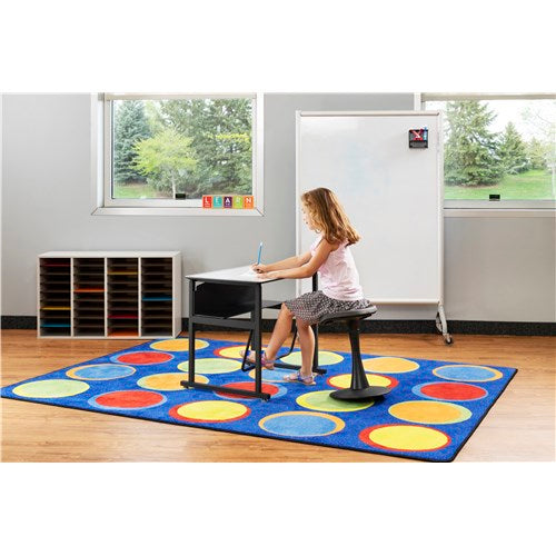 Safco Rumba™ Screen Whiteboard 36 x 66