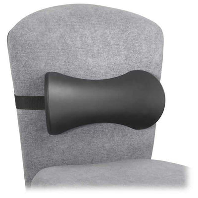 Safco Memory Foam Lumbar Support Backrest (Qty. 5)