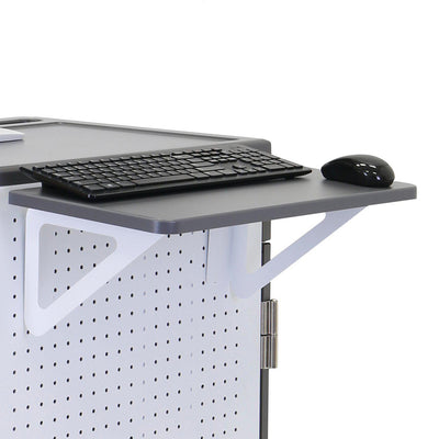 Ergotron Pegboard Shelf 98-381-F56