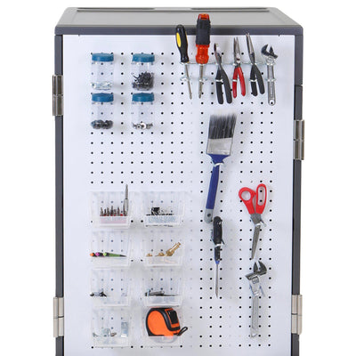 Ergotron Pegboard Makerspace Kit 98-404