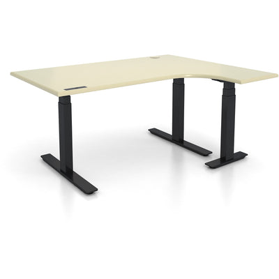 Stratis Industries Business Executive Height Adjustable Desk