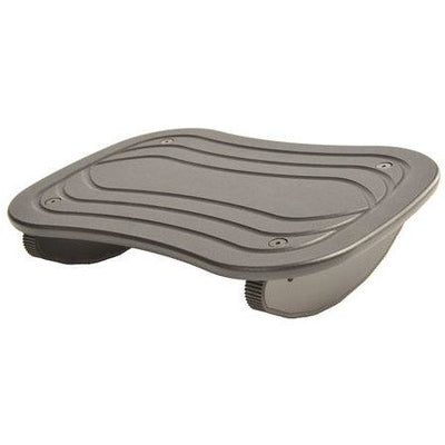 "Stratis Industries 3"" Rock 'N Stop Footrest - Black"