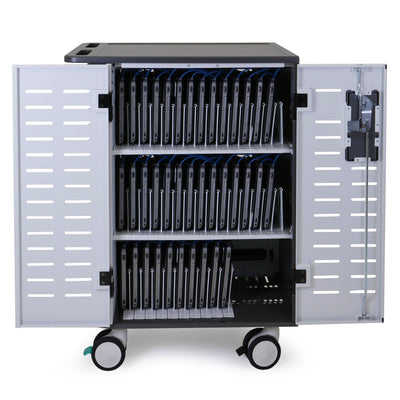 Ergotron Charging and Management Cart Zip40