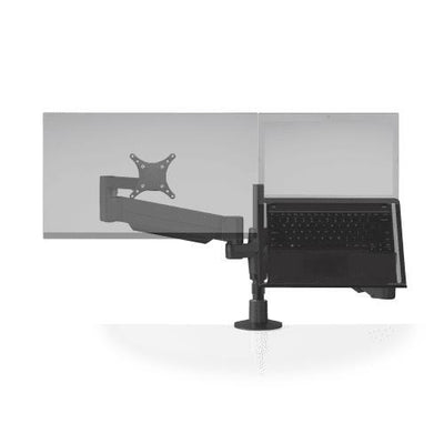 Innovative Staxx Articulating Monitor + Laptop Mount