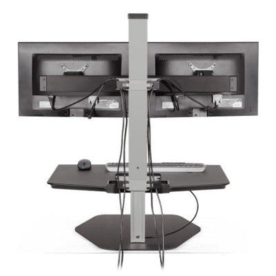 Innovative Winston Workstation® Dual Freestanding Sit-Stand WNST-2