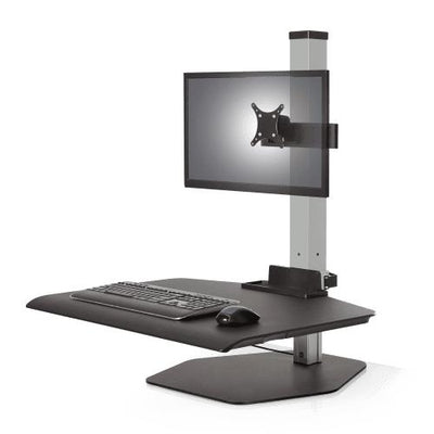 Innovative Winston Workstation® Single Freestanding Sit-Stand WNST-1