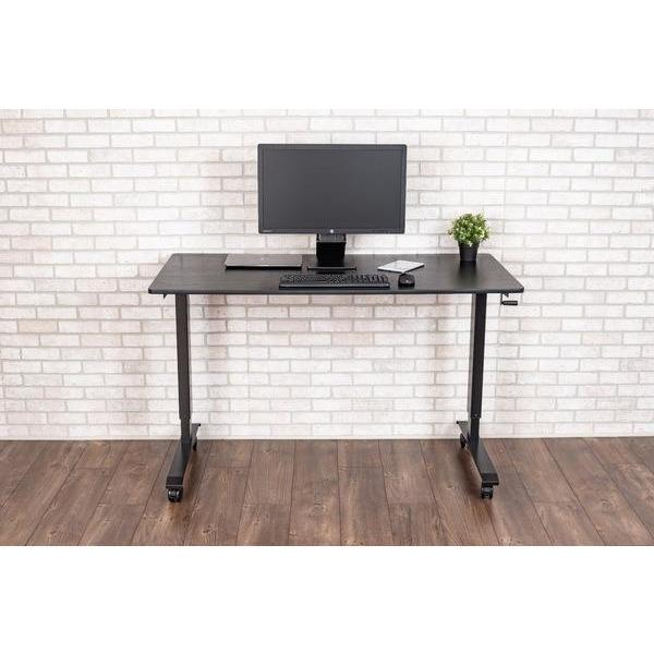 Luxor High Speed Crank Full Standup Desk