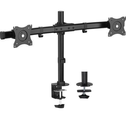 "Vivo 16"" tall Dual Monitor Desk Mount. STAND-V002E"