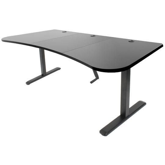 "Vivo Crank Height Adjustable 63"" Desk"