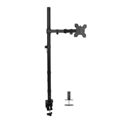 Vivo Single Monitor Extra Tall Desk Mount STAND-V011