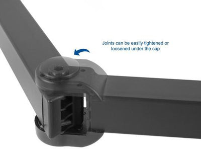 Vivo Triple Monitor Desk Mount STAND-V103