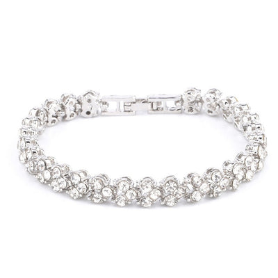 Women Crystal Diamond Bracelets Bracelets - Charm Jewelry 2019