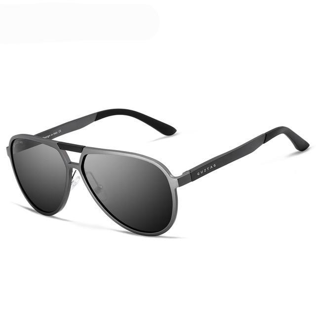 Men Polarized Aluminum Sunglasses