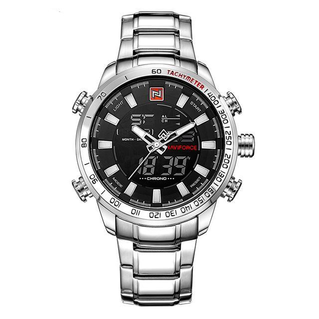 Man Luxury Led Watch
