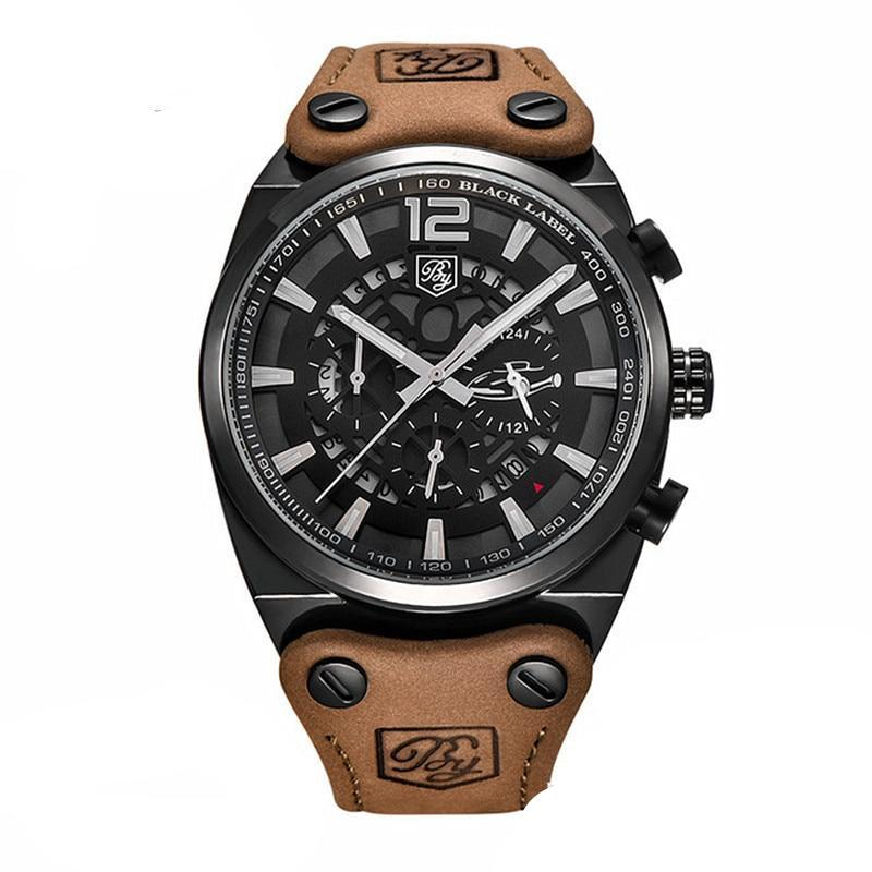 Men Army Quartz Watch
