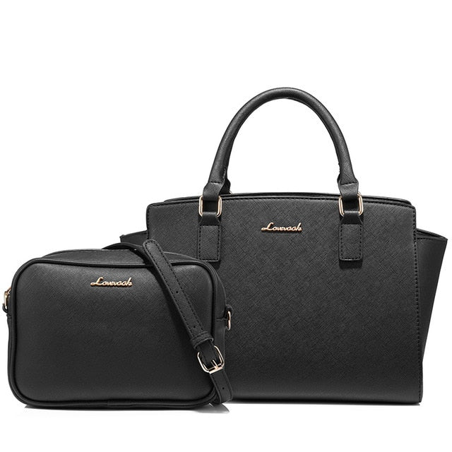Woman extravaganza 2 piece set handbag