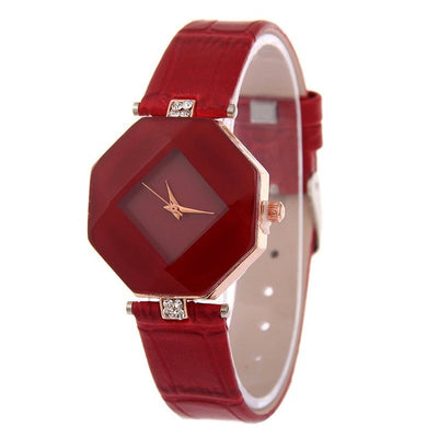 Gem Cut Watch
