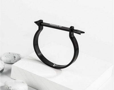 Man Arrow Bangle Bracelet
