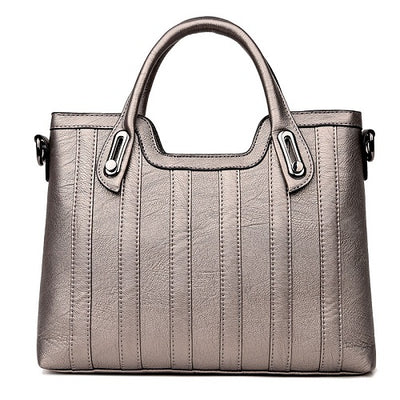 New European & American Style Handbags - Women's Leather Totes Bag
