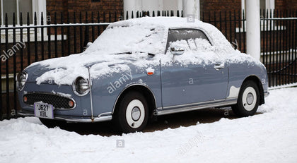 Nissan Figaro Christmas Stocking Fillers