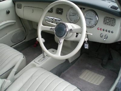 Figaro steering wheel