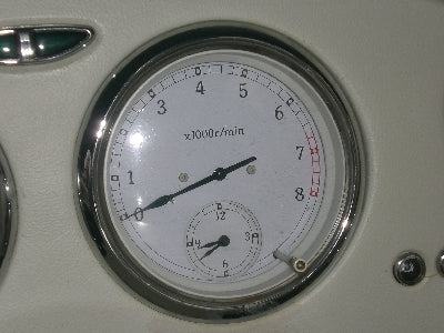 Figaro original rev counter