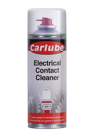 Carlube CEC412 Electrical Contact Cleaner 400ml