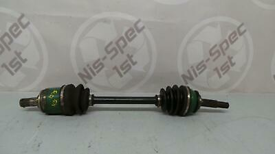 Figaro Drivers side Driveshaft