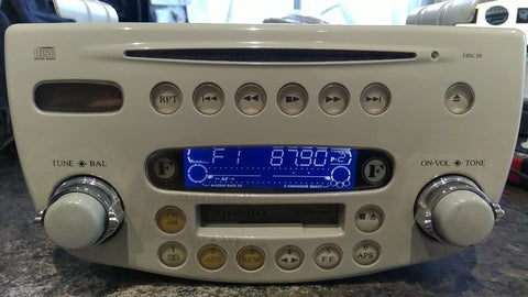 Nissan Figaro Radio Level 1 Upgrade